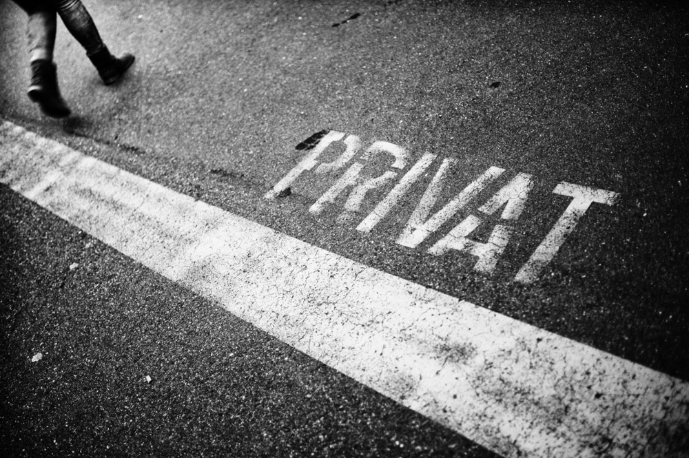 """Privatsphäre"""