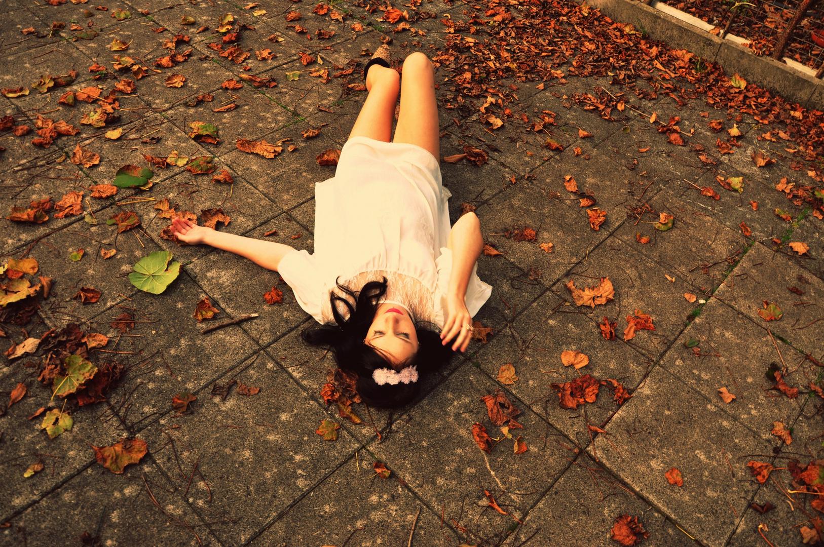 Problem in autumn