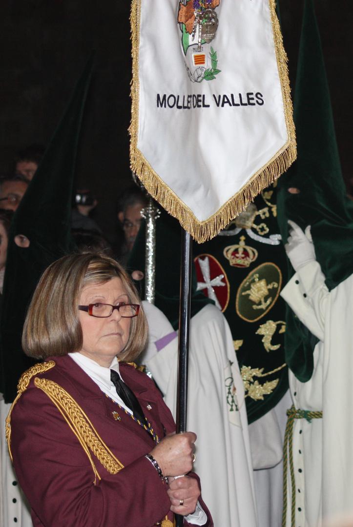 Procesión de la Virgen 2010 in Barcelona pt.2