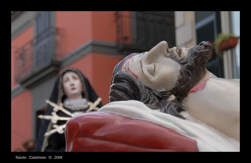 Processione del Venerdì Santo - Acerra (NA) foto 2