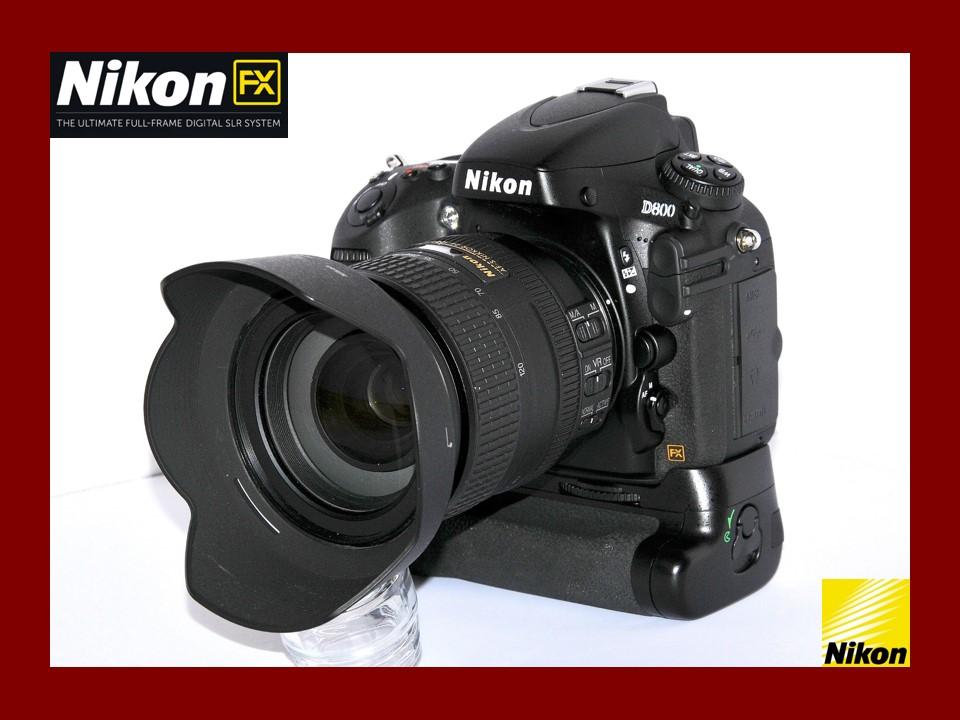 Produktfoto D800