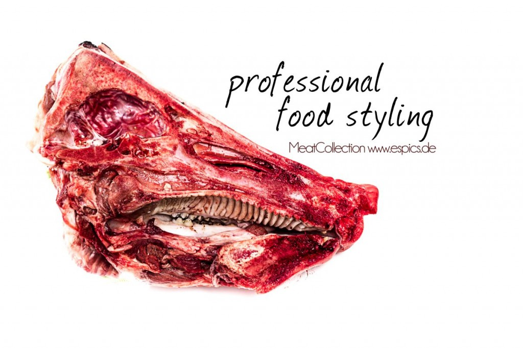 professinal food styling