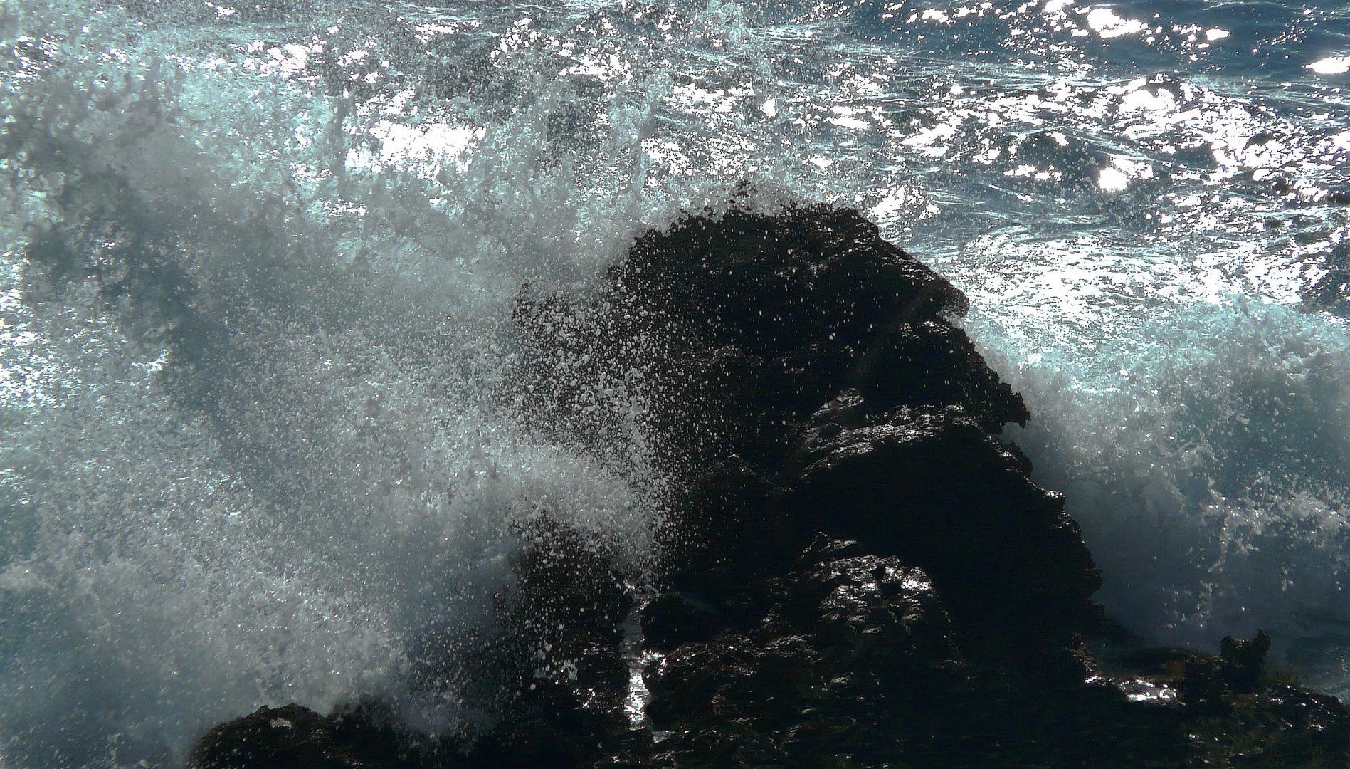 Profil de roche.