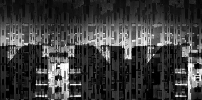 """Progetto. """"Foto&racconti"""" - cities (utilities) I ( nevedicarne di cara polvere e mojique)"""