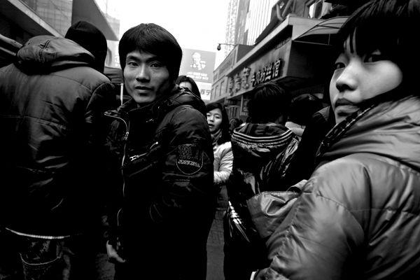 """Progetto """"Foto&Racconti"""": Niente e tutto succede a Shangai (Franco-V.O.G.)"""