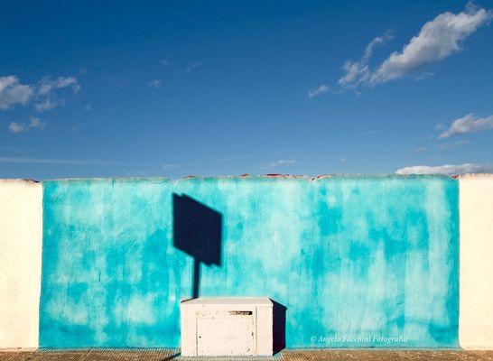 Progetto Full color Franco Fontana - SEGNALETICA