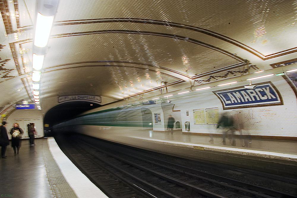 Progetto metropolitana - Ghost train
