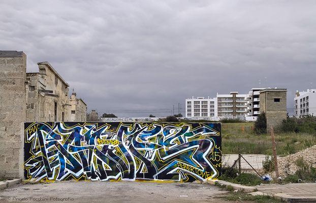 Progetto Territorio - Il muro