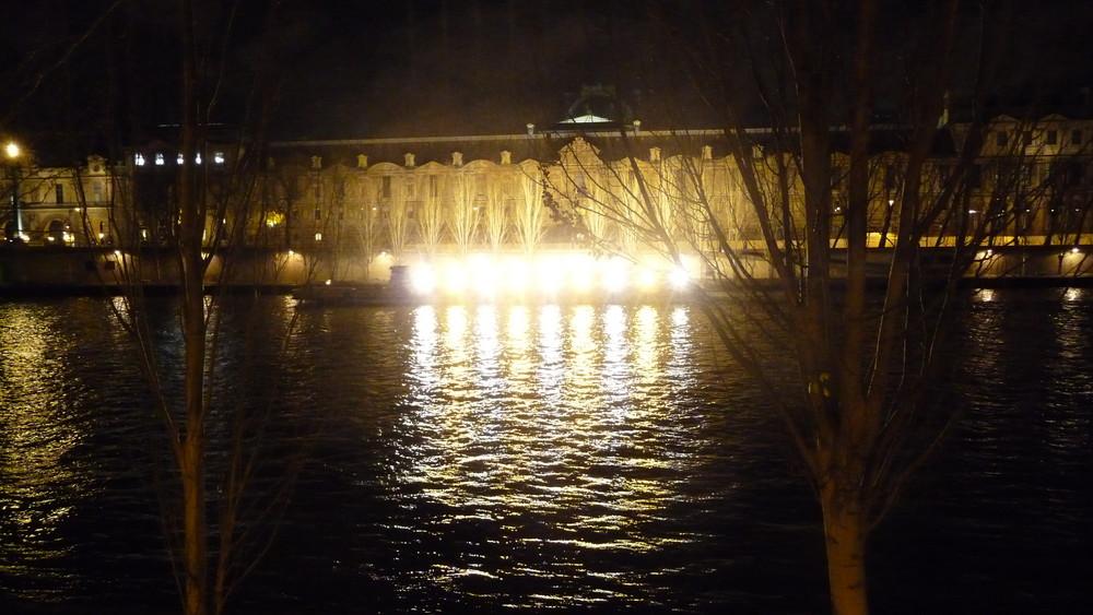 Projecteurs sur Seine
