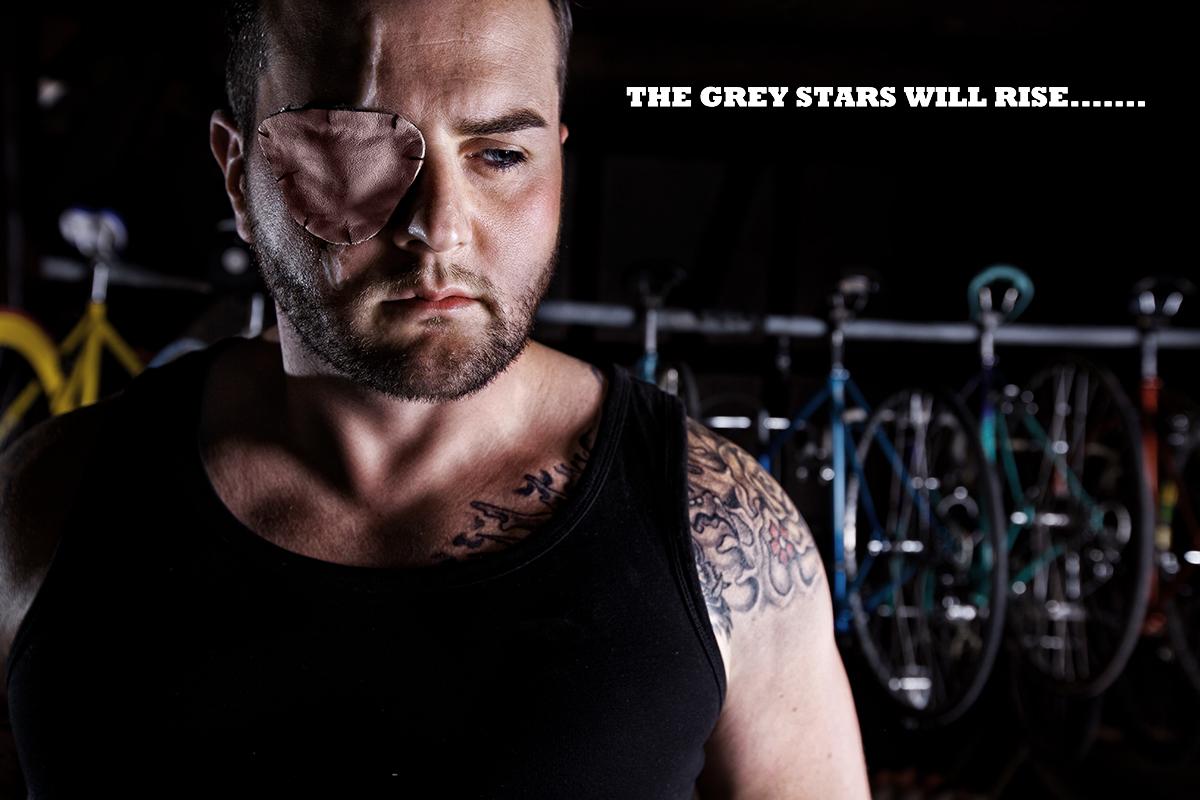 Projekt Blue Fist Grey Star