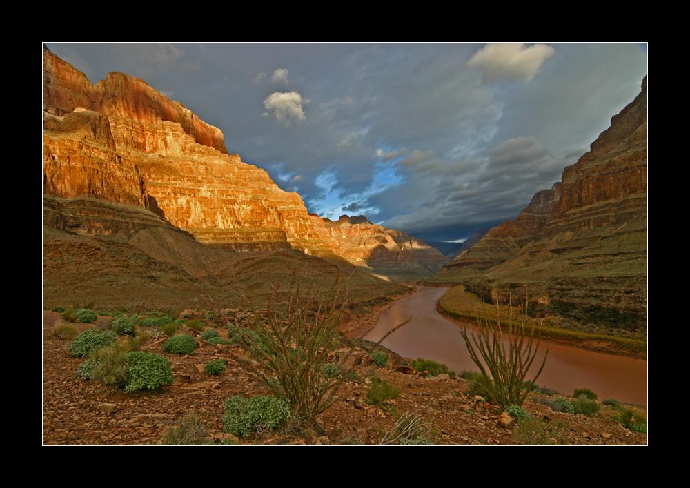 Projekt Fluten des Grand Canyon