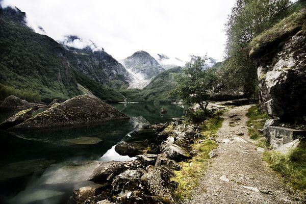 projekt gletscher