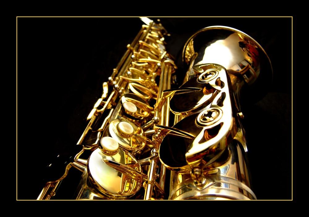 Projekt Musik & Akt 2010 - Saxophon