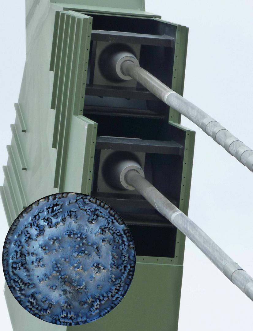 Projekt Werre Schrägseilbrücke