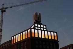 Prolog Dortmunder U: U-Turm-Bilderuhr #1