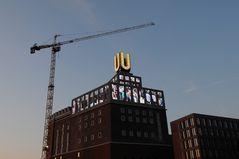 Prolog Dortmunder U: U-Turm-Bilderuhr #2