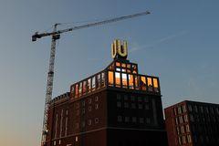 Prolog Dortmunder U: U-Turm-Bilderuhr #3