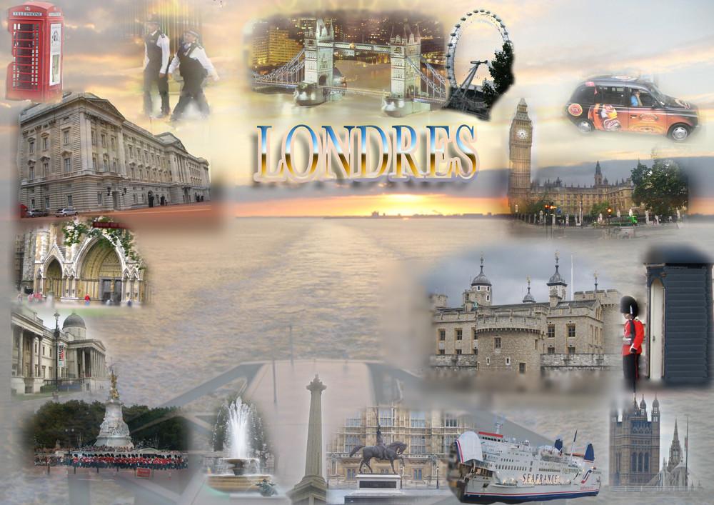 Promenade a Londre
