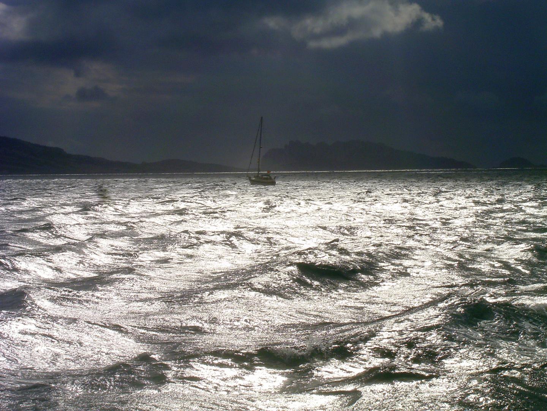 promenade en mer