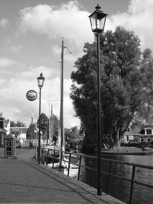"""Promenade"" in Heeg /NL"