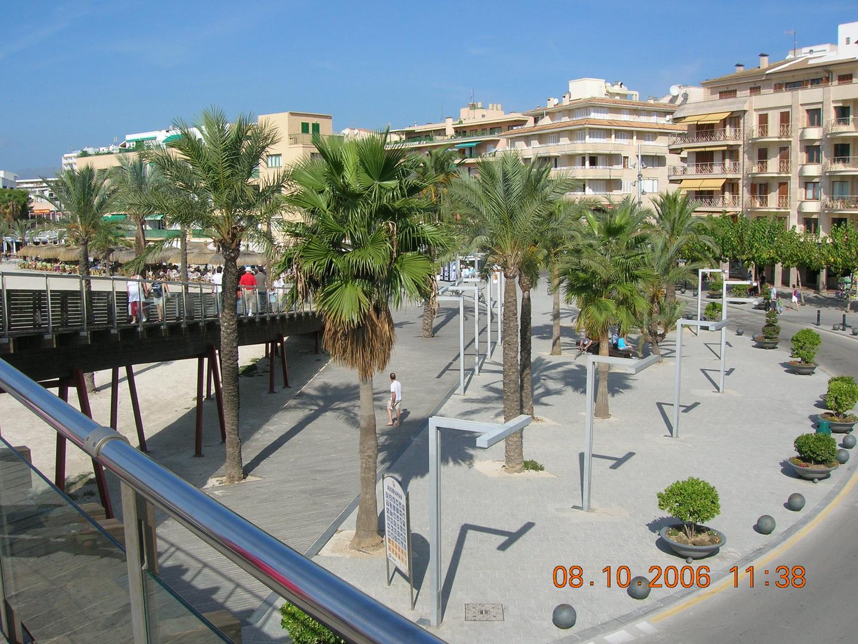 promenade von alcudia