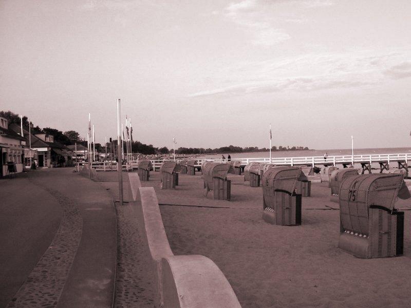 Promenade von Kellenhusen
