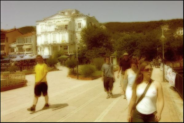 Promenadengang