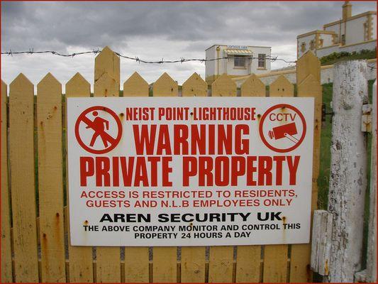 Propiedad privado