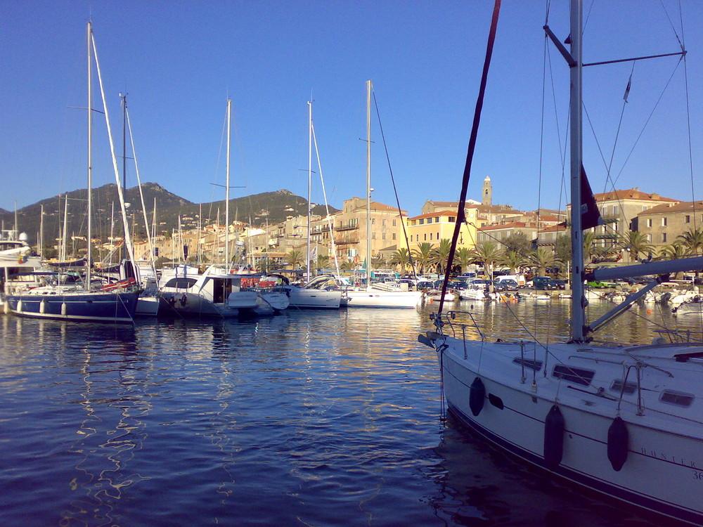 Propriano Hafen