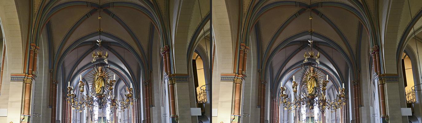 Propsteikirche St. Marien (3D)