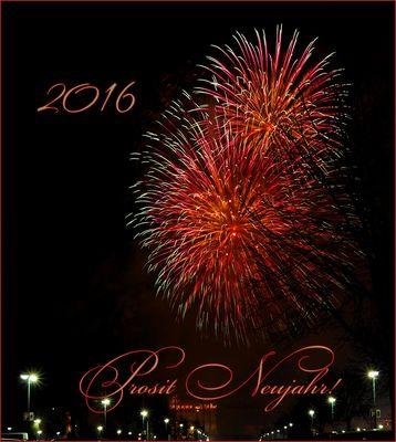 Prosit Neujahr 2016!