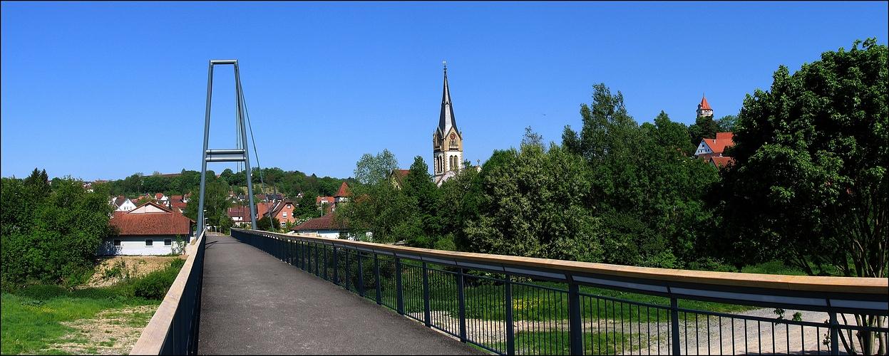 Prospektbild neue Brücke Möckmühl