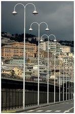 Prospettiva - Nuova passeggiata al mare Stazione Marittima - Genova