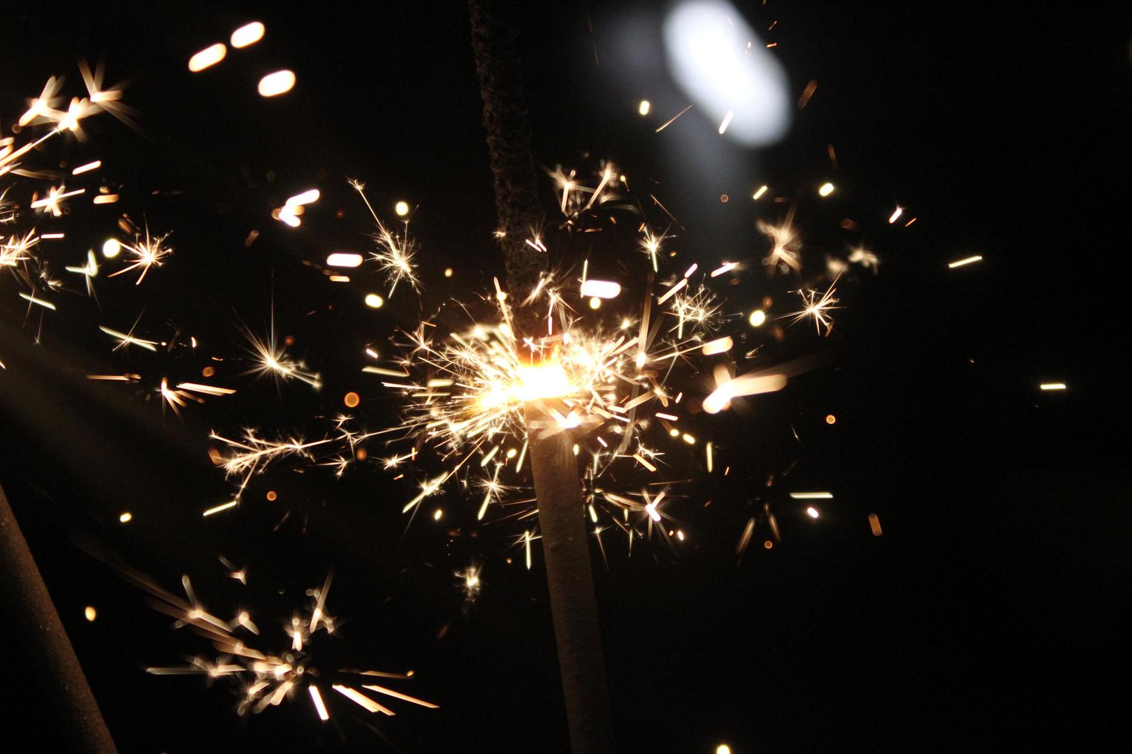 Prost Neujahr ! :)
