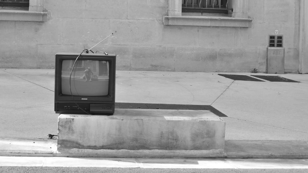 Prostitution televisuelle.