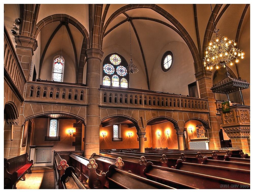 Protestantische Kirche Eisenberg