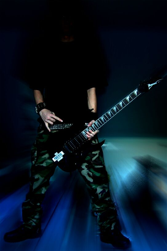 proud to be a metal head