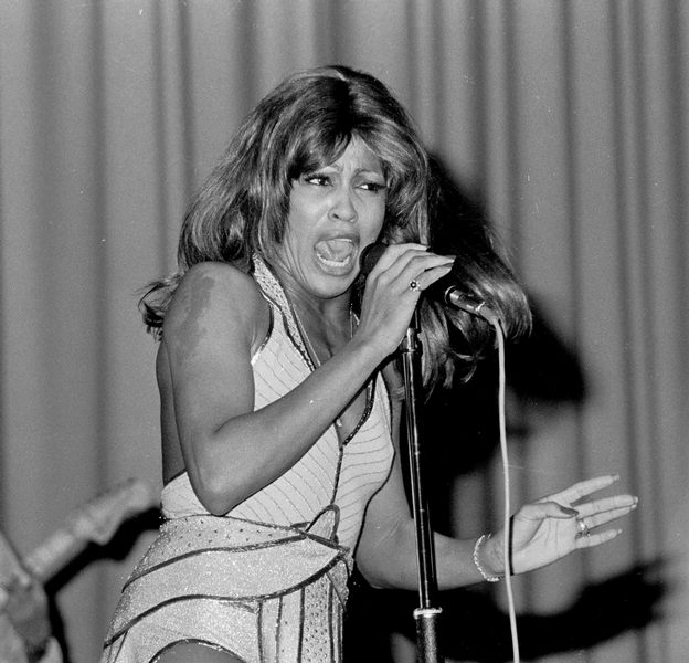 Proudly Presents Tina Turner in Concert!!!