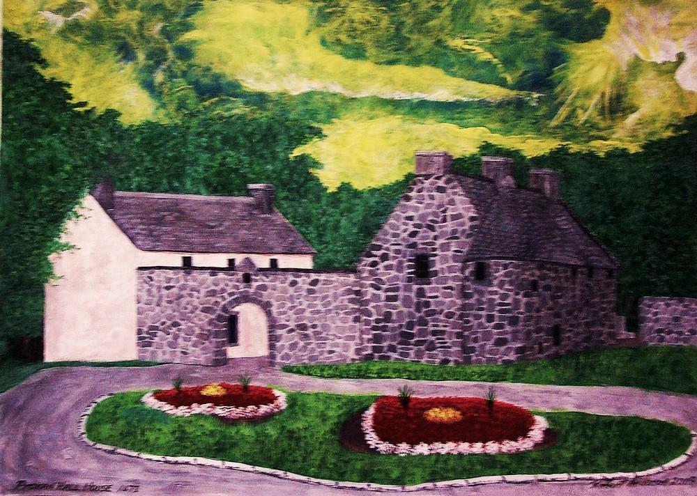 Provan Hall House 1471