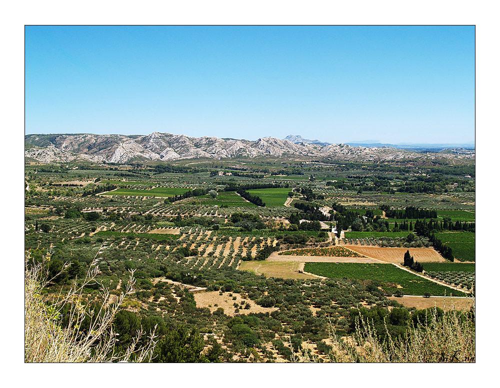 provencalische Landschaft