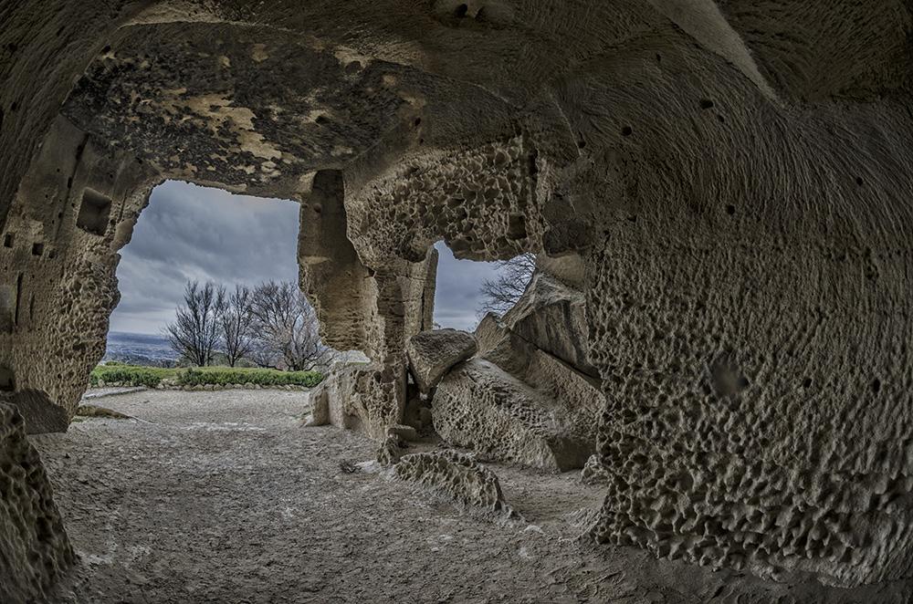Provence - Chateau des Baux