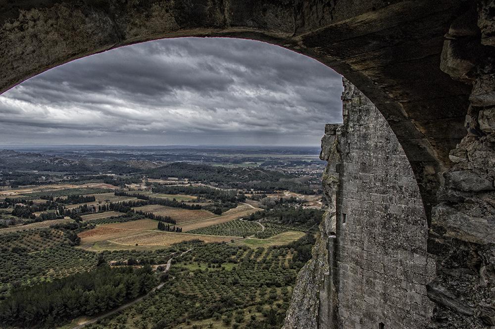 Provence - Chateau des Baux 2