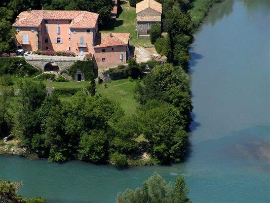 Provence ganz eckig