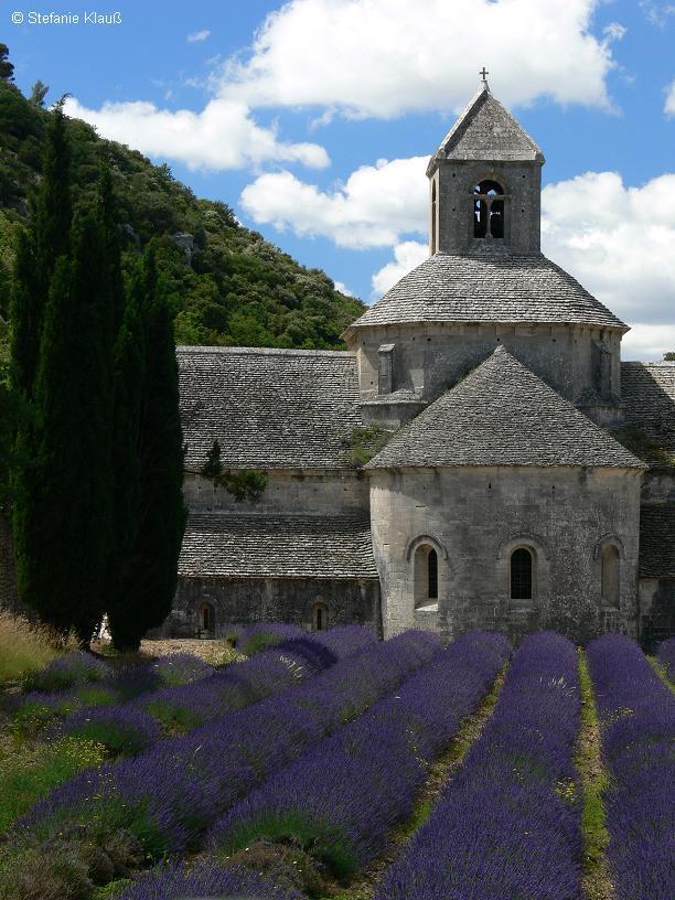 Provence IV - Lavendelduft & Sommerhimmel