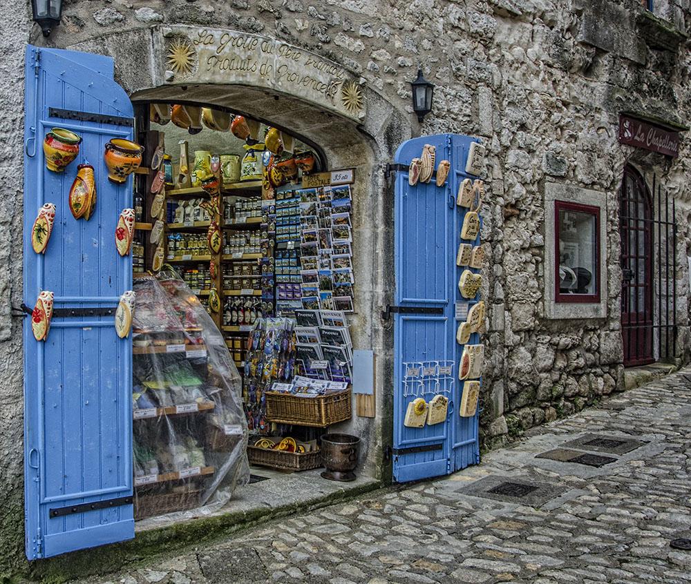 Provence - Le Baux