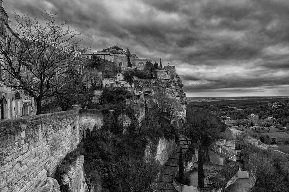 Provence - Les Baux 1