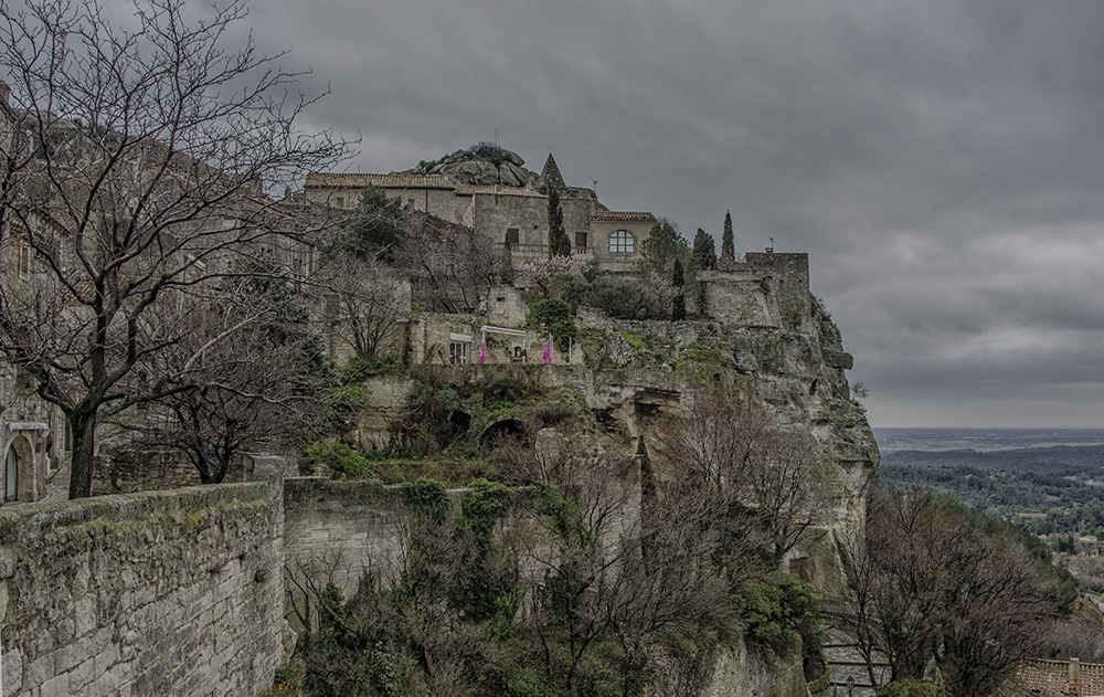 Provence - Les Baux