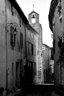 Provence schwarz weiss