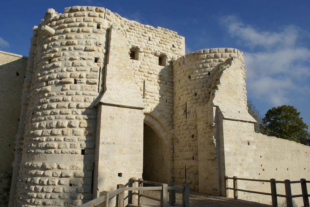 PROVIN - Vue des remparts