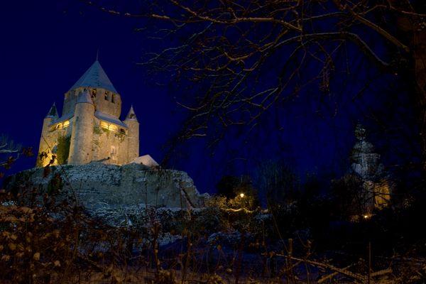Provins Neige & Nuit